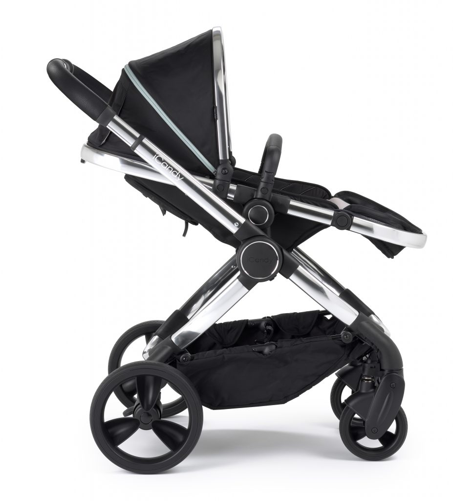 Icandy Peach Stroller Luxury And Style For Your Baby